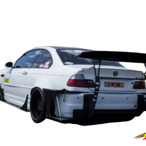 bmw m3 chassis mount wing